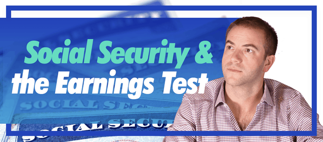 Social Security and the Earnings Test